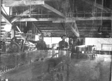 Index-Galena Co., interior of mill with workers