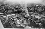 Robinson Manufacturing Co., Everett, Washington, as seen from the air