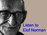 Elof Norman interview