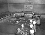 Red Cross Swim Class at the YMCA Pool