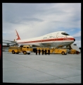 Everett Fire Department with First 747