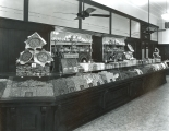F. W. Woolworth Company in Everett, Washington, showing candy counter