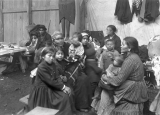 Tulalip Indian Women and Children