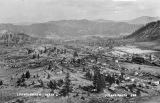 Leavenworth, Washington aerial view