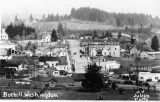 Bothell, Washington cityscape