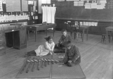 Montessori Class at Tulalip Reservation School
