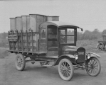 Washington Stove Works delivery truck