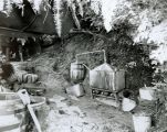 Government confiscated moonshine still in Snohomish County, Washington