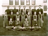 Everett High School Bagshaw Team 1912 Champs