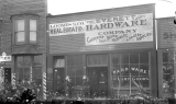 Loomis & Co. Real Estate and Everett Hardware Company, Everett, Washington