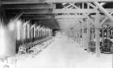 Interior of Puget Sound Wire Nail and Steel Company, Everett, Washington