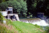Diversion Dam at Water Filtration Plant