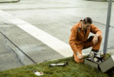 Installing a Traffic Counter
