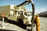 Vactor at California Street and Wetmore Ave